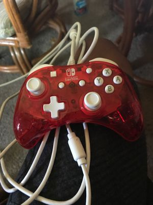 Nintendo Switch wired controller for Sale in Nashville, TN