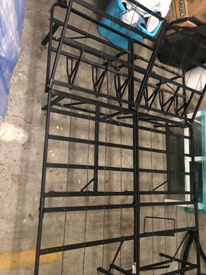 Collapsible bed frame for Sale in Vancouver, WA