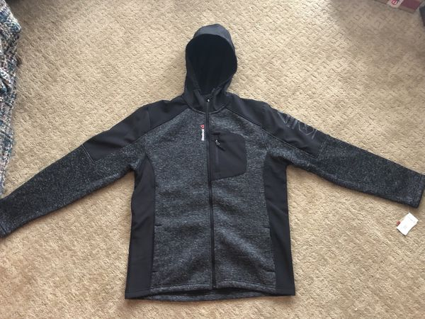 Reebok men's jacket retail $150 size large