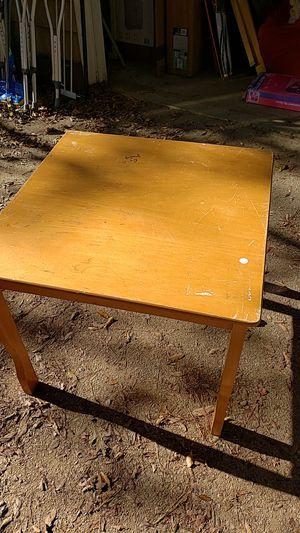 Kids table for Sale in Stockbridge, GA