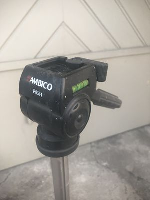Two used Camera tripods for Sale in Los Angeles, CA