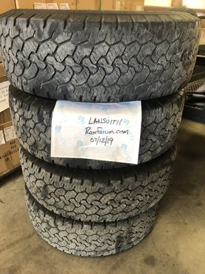 """17"""" OEM Ram Rims and Tires for Sale in Fort Worth, TX"""