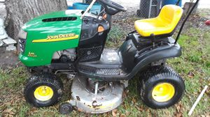 John Deere l111 mowing tractor automatic transmission for Sale in San Leon, TX