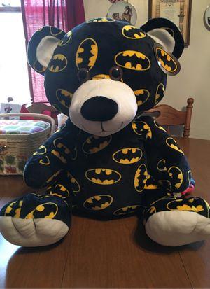 Batman stuffed animal for Sale in Whitehouse, NJ