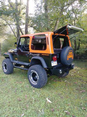 1993 Jeep Wrangler for Sale in Madison, WV