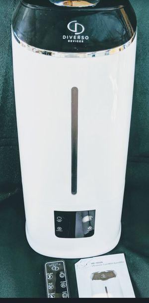 Humidifier Diverso (REMOTE CONTROL:) for Sale in Ontario, CA