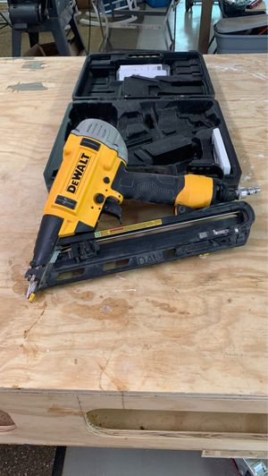 DeWalt Precision Point 15 ga DA style finish nailer for Sale in Whitehouse, TX