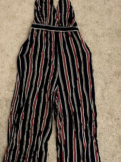 Stripped Jumpsuit for Sale in Fresno,  CA