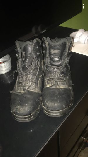 Composite toe work boots. for Sale in Columbus, OH