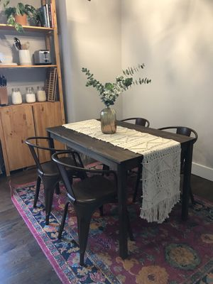 Set of 4 dining chairs for Sale in Brooklyn, NY
