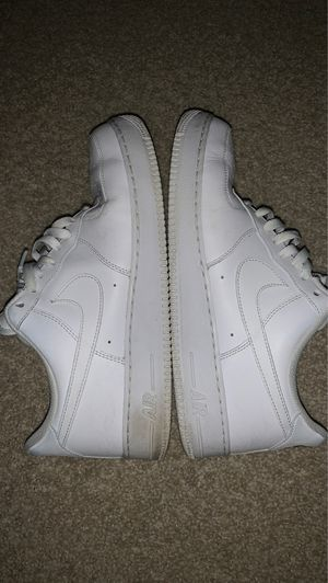 Air Force 1 White. Size 11.5 for Sale in Houston, TX