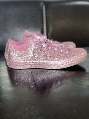 Converse with glitter for Sale in Annandale, VA