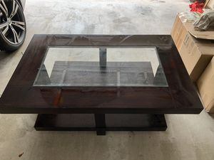 3 piece center and coffee tables for Sale in Spring, TX