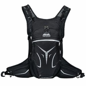 Skysper 15L Cycling Backpack | Hydration Backpack | Water Backpack with Helmet Bag for Sale in Los Angeles, CA