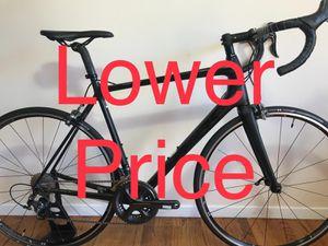 Trek Emonda SL 6 2016, Carbon Fiber Road Bike, Bontrager Race Wheels, Shimano Ultegra, Diotrap ANT+ for Sale in Manhattan Beach, CA