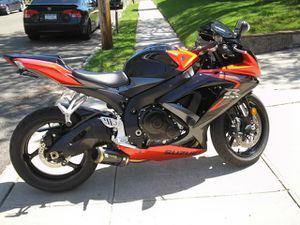 Amazing 2008 Gsxr 750! for Sale in Stanwood, WA