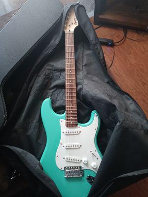 Fender squier electric guitar for Sale in Twentynine Palms, CA
