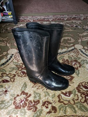 Women's rain boots. Size 8. Very good condition. for Sale in Federal Way, WA