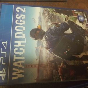 Watchdogs 2 Ps4 for Sale in Stanwood, WA