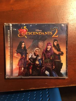 Original TV movie soundtrack of descendants 2 for Sale in Tigard, OR