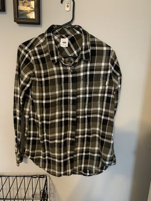 Women's Size Small Van's Flannel for Sale in Cleveland, TN