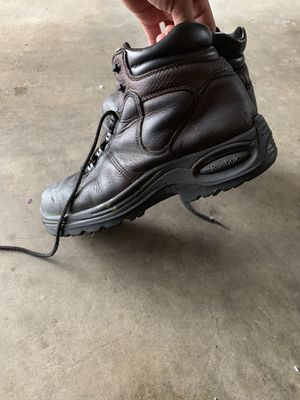 Steel toe Reebok work boots. Size 10.5 for Sale in Georgetown, KY
