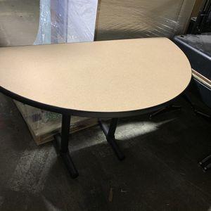 Half Round Table for Sale in Kaleva, MI