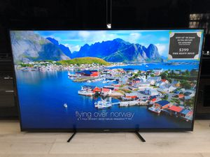 60 INCH 4K ULTRA HD 120Hz QUANTUM LED SMART ANDROID TV SONY 690E for Sale in Los Angeles, CA