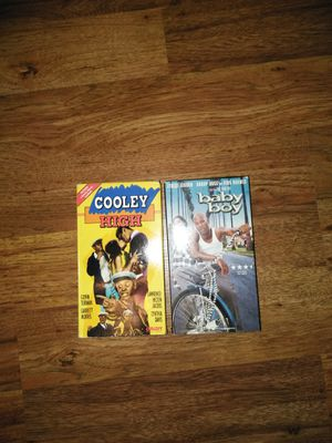 Cooley High and Baby Boy for Sale in Nashville, TN