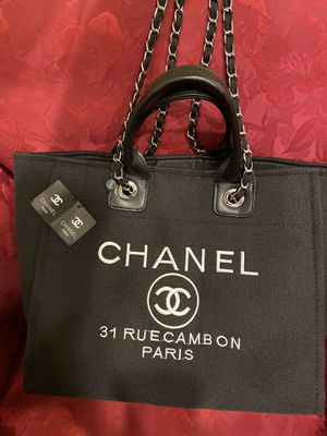 Chanel Canvas Bag, New for Sale in Alhambra, CA