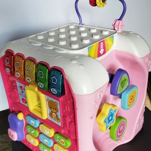 V-Tech Alphabet Activity Cube for Sale in Orlando, FL