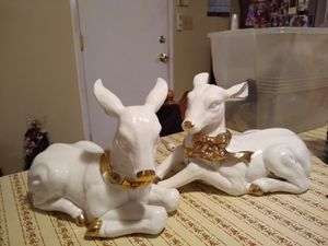 Ceramic deer for Sale in Lawndale, CA