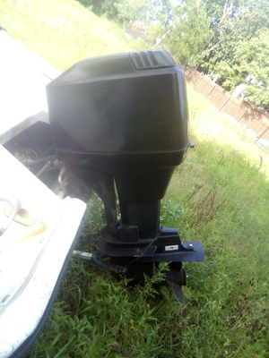 Mercury outboard motor for Sale in Garland, TX