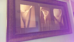 Home Decor-Sepia Floral Photograph for Sale in Columbia, MO
