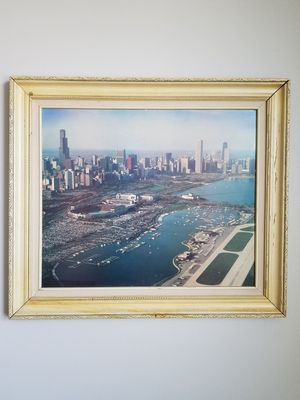 Rare find!! Picture of Chicago - Vintage view for Sale in Chicago, IL