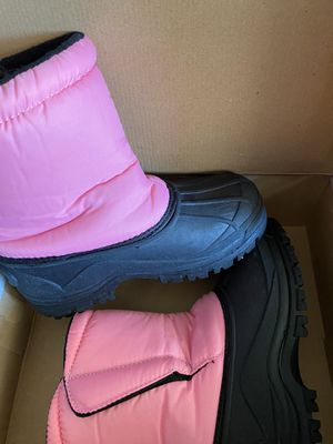 Alpine snow boots (size 3 kids) for Sale in San Francisco, CA
