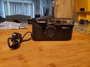 Canon Prima 5 35mm Lomo camera (still works well) for Sale in Elk Grove, CA
