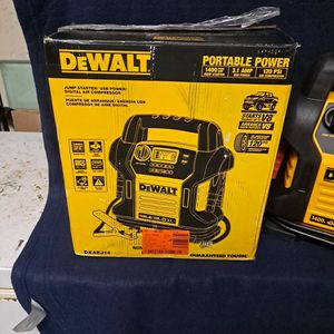 DeWALT Portable Power for Sale in Jacksonville, FL