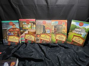 Guide post sugar creek amish mystery set of 5 for Sale in Zanesville, OH