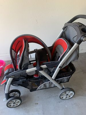 Double stroller (Chicco) for Sale in Avondale, AZ