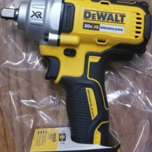 Brand new never used dEWALT 20-Volt MAX XR Lithium-Ion Brushless Cordless 1/2 in. Impact Wrench with Detent Pin Anvil (Tool-Only) $$ 150 fitm for Sale in Bakersfield, CA