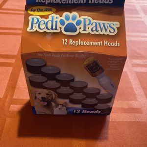 PediPaws 12 Replacement Heads for Sale in San Leandro, CA