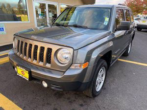 2013 Jeep Patriot for Sale in Federal Way , WA