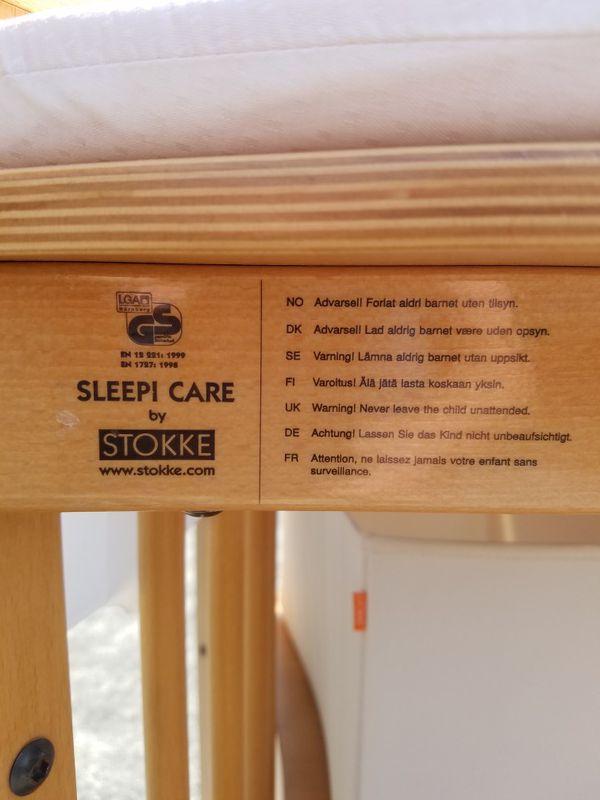 Stokke Sleepi CARE changing table changer