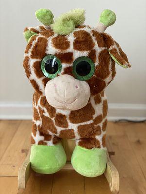 HugFun Giraffe rocker for Sale in Staunton, VA