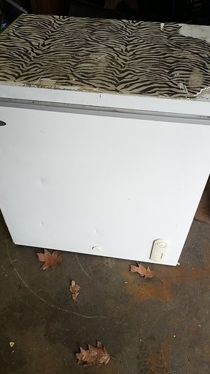 It is a very nice freezer. for Sale in Brooklyn, CT