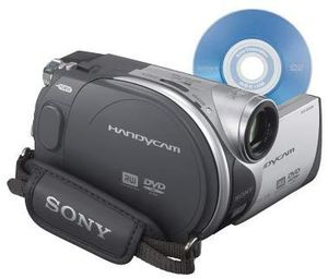 SONY HANDYCAM DVD CAMCORDER for Sale in Tampa, FL