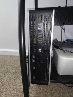 Computer Hp desktop intel i5 3.2 GHz processor 8 Gb ram 1tb Hdd with wireless hp keyboard and mouse for Sale in Fort Lauderdale, FL