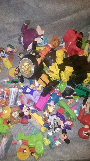 xHIGHLY COLLECTABLExAssorted vintage mc Donald's, Disney,Warner Bros, moreTOYS*TOYS for Sale in Los Angeles, CA
