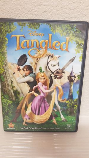 Tangled DVD for Sale in Las Cruces, NM